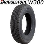スタッドレス タイヤ4本セット ブリヂストン W300 145R12 6PR