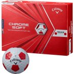 送料無料 キャロウェイ 2020 クロムソフト  トゥルービス ゴルフボール 1ダース CHROME SOFT TRUVIS