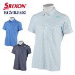 ゴルフ ポイント10倍 スリクソン 半袖ポロシャツ RGMRJA02
