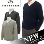 ONESIDER ワンサイダー Vネックセーター OSS1621