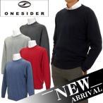 ONESIDER ワンサイダー クルーネックセーター OSS1622