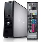 Office 2013付き/DELL Optiplex 760 SF/Core2 Duo 2.66GHz/4GB/80GB/DVD Windows XP Pro搭載 中古パソコン デスクトップ