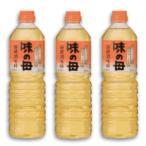 味の母 500ml お得な3本セット (ペットボトル)[味の一醸造]【料理用 みりん風調味料 PET】