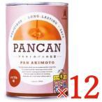 パン・アキモト PANCAN パンの缶詰 メイプル 100g × 12缶