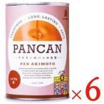 パン・アキモト PANCAN パンの缶詰 メイプル 100g × 6缶