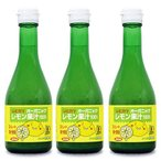 光食品 オーガニックレモン果汁 300ml × 3個 有機JAS