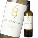 689 Cellars シックス・エイト・ナイン ナパ・ヴァレー ホワイト 750ml [白ワイン 辛口]【果実酒 ワイン お酒 アメリカ カリフォルニア Napa ナパバレー】