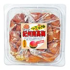 中峰農園 紀州南高梅 つぶれ梅  はちみつ漬(塩分8%) 1kg