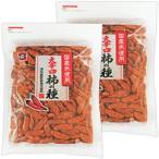 浪花屋製菓 大辛口柿の種チャック袋 390g × 2個