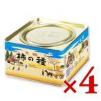 浪花屋製菓 柿の種 進物縦缶 310g × 4缶