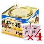 浪花屋製菓 柿の種 進物缶  27g×12袋 × 4缶