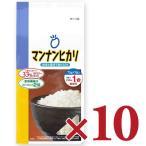 送料無料 大塚食品 マンナンヒカリ スティックタイプ 525g 75g×7袋 × 10袋