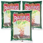 サンライズ カリフォルニアレーズン 1kg × 3袋   正栄食品