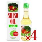 スギヤマ薬品 しそ油 ( えごま油 ) 280g × 4個
