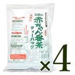 辰岡製茶 赤ちゃん番茶 ティーバッグ [10g×40p] × 4袋