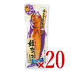 土佐清水食品 土佐食  姫かつおスティック しょうゆ味×20個セット ケース販売