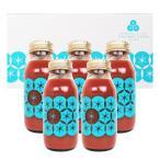 ショッピングトマトジュース 送料無料 中野ファーム 北海道 トマトジュース 余市SUNSET 180ml × 5本