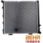 【送料無料】BEHR HELLA製 ラジエター ラジエーター新品/ベンツ W124 Eクラス M111/直4 (1245006303)