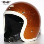 公道使用不可 500-TX ギンギラ セブンティーズ アイボリーラバートリム スモールジェットヘルメット XS,S,M/L,XL/XXL TT&CO.
