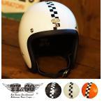 公道使用不可 500-TX スモールジェットヘルメット センターチェッカー XS,S,M/L,XL/XXL TT&CO.