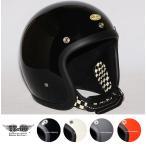 公道使用不可 500TX ダブルストラップ仕様 ブラックチェッカー スモールジェットヘルメット XS,S,M/L,XL/XXL TT&CO.