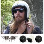 装飾用ヘルメット 500-TX ヴィンテージレザートリム ブラックレザー XS,S,M/L,XL/XXL