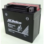 最大1年保証 ACデルコ製 バイクバッテリー DTX14-BS [ZRX1100 ZRX1200R/ZRX1200S ZZR1100D ZZR1200 ニンジャZX-12R NINJA ZX-14R バルカン800 W650 GPZ1100 他]