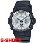 G-SHOCK 腕時計 メンズ 時計 デジアナ 電波ソーラー タフソーラー 海外モデル Gショック AWG-M100S-7A 新品 無料ラッピング可