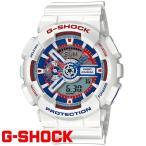 Gショック G−SHOCK g-shock 腕時計 GA-110TR-7A CASIO デジアナ ワールドタイム ガンダムカラー メンズウォッチ 海外モデル 新品