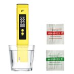 高精度 PH測定器 デジタルPH計 ペーハー測定器 水質測定用
