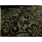 布と手芸 つばめやで買える「キャシー中島(キャシーマム)シーチング トライバル ブラック 安い おしゃれ 布地 かわいい 生地 ハワイアン」の画像です。価格は154円になります。