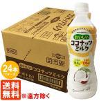 1ケース ブルボン おいしいココナッツミルク PET 490ml×24本