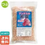 送料無料・クリックポスト アンデスの岩塩 粒(つぶ) 紅塩 500g 食塩