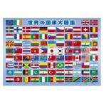 法人様限定商品 ピクチュアパズル世界の国旗大図鑑  ed163420