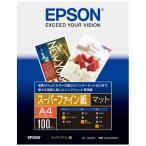 【全国配送可】-スーパーファイン紙 KA4100SFR A4 100枚 (jtx334868) エプソン