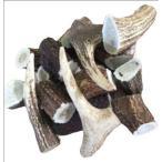 天然素材 北海道蝦夷鹿の角の胴部分のカット品(小) 1キロ 水・海難厄除のお守り ナイフ材等に( 鹿角 エゾ鹿 ツノ 犬のおやつ 犬のおもちゃ アクセ