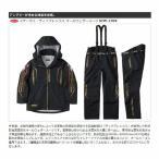 サンラインステータスディアプレックス・オールウェザースーツ STW-1709 3L&4Lサイズ(レインウェア フィッシングウェア レインスーツ サンラ