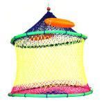 磯用スカリ 磯スカリレインボーナイロン太糸 50cm2段 丈夫 柔らかい糸使用