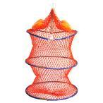ア・ネットコトブキヤ ガバポンスカリ 丸 40cm3段 ケース入り 魚の出し入れが簡単