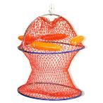 ア・ネットコトブキヤ ガバポンスカリ 丸 50cm2段 ケース入り 魚の出し入れが簡単