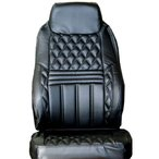 グランドダイヤシートカバー肘掛け付き 運転席のみ (三菱ふそう大型スーパーグレート)