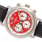 Chopard 裏スケ 自動巻 動作保証6ヵ月 腕時計 レッド