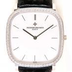 Vacheron Constantin 手巻 1年保証 腕時計 ホワイト