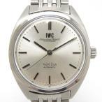 IWC ヨットクラブ アンティーク・ヴィンテージ メンズ OH済み 1960年代製造 GF社製ブレス オールドインター