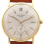PATEK PHILIPPE 自動巻 Cal.12-600AT 動作保証6ヵ月 腕時計