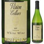 【6本〜送料無料】ホワイト ワイン カリフォルニア 2017 ヴィジョン セラーズ 750ml [白]