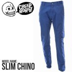 チープマンデー CHEAP MONDAY チノパンツ メンズ スリム ストレート カラーパンツ SLIM CHINO