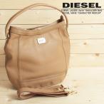 ディーゼル DIESEL ショルダーバッグ 鞄 レディース 牛革 本革 リアルレザー 2way ハンドバッグ CHARACTER