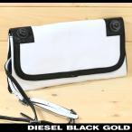 ディーゼルブラックゴールド DIESEL BLACK GOLD クラッチバッグ 鞄 レディース 羊革 本革 レザーバッグ 2way ショルダーバッグ ZOE V