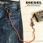 ディーゼル DIESEL ウォレットコード メンズ ユーズド加工 レザー使い BFENOMENAL